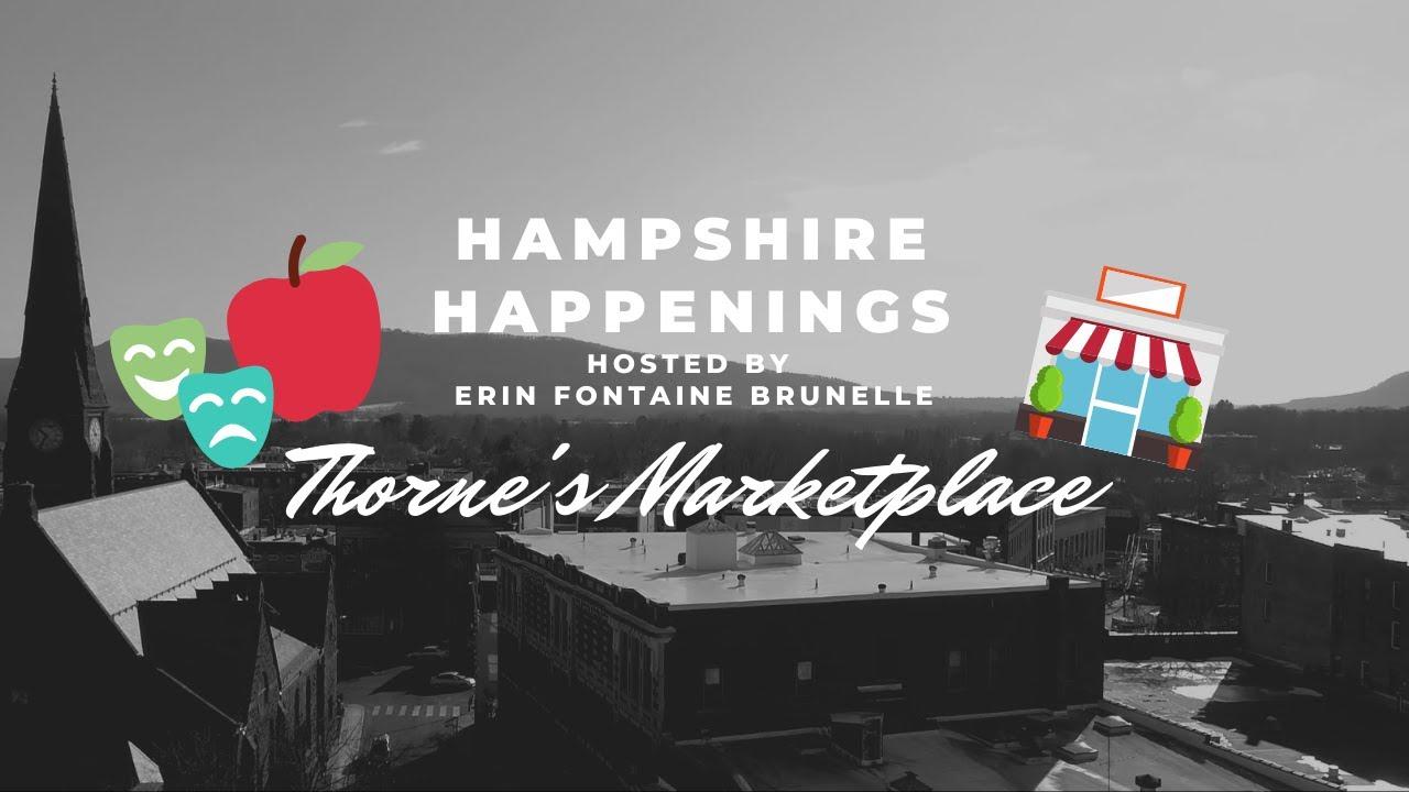 Hampshire Happenings: Thornes Marketplace