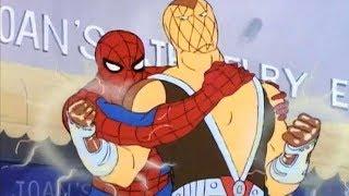 SZOKUJĄCA BITKA | SPIDER-MAN PS4 #4