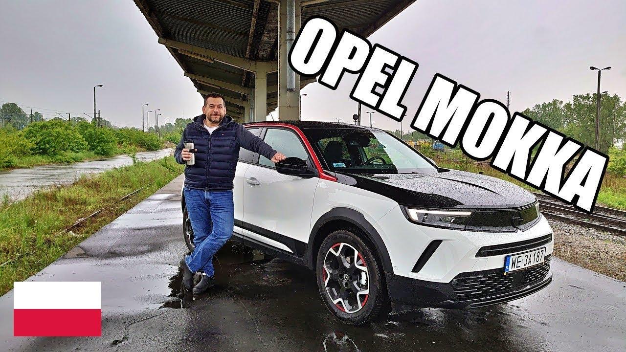 Opel Mokka 2021 GS Line 130 KM - zamiast 2008? (PL) - test i jazda próbna