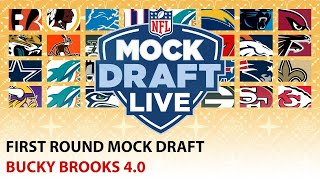FULL 1st Round Mock Draft: Bucky Brooks 4.0