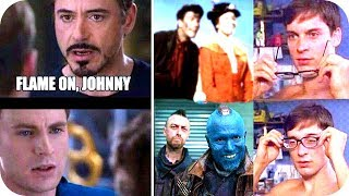Marvel Funny Pictures & Memes 2019 Try Not To Laugh