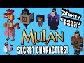 Disney Crossy Road MULAN SECRET CHARACTERS!  - January 2017 Update