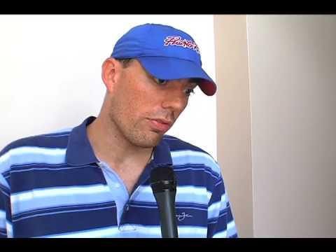 VidaDeporte.com - Entrevista Daniel Santiago - 07/21/09