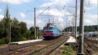 Симферополь - Львов под ВЛ80Т
