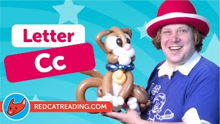 Cc| Fun Phonics | Magicio and Phonics | Made by Red Cat Reading