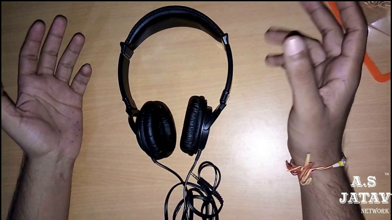 7263ee6a0a5 JBL C300SI BEST BUDGET On Ear Headphone Unboxing - YouTube