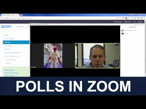 How To Do Polls In Zoom Video Conferencing