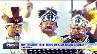 5 Tahun di Kabinet Kerja, Inilah Kesan Sejumlah Menteri Jokowi - iNews Prime 07/10