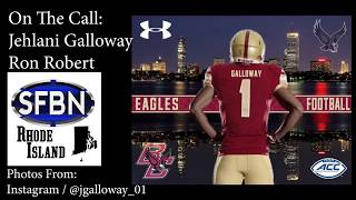 Ocean State Athlete Spotlight (S01E07) Interview with Jehlani Galloway