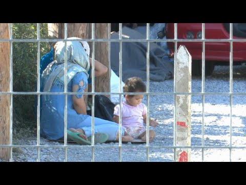 euronews (en español): Atrapados en Moria,