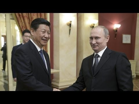Russia And China 'In Agreement' Over Ukraine