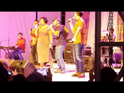 POP HIGHLIGHT - Kahitna nyanyi Gara Gara Kahitna with Project Pop