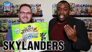 CoinOpTV - Skylanders Swap Force Nintendo Wii U Unboxing