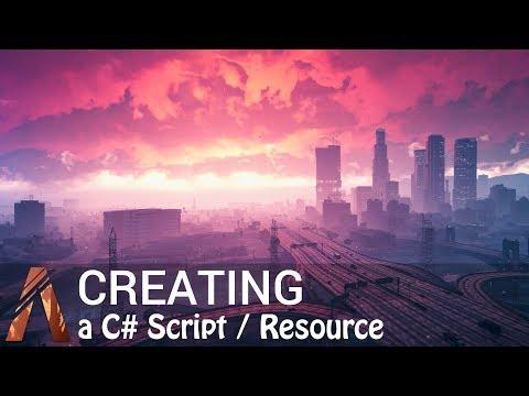A la conquête du scripting FiveM : épisode 1 - Les bases
