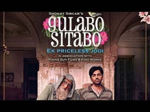 Download Gulabo Sitabo Full Movie In HD 1080p Free Dwonload hdmoviepoints (Hindi)