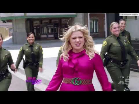 Delana's Dish - WTF:  Couple brawls over the Kelly Clarkson Show.