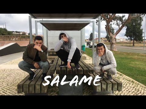 Bernaz Silva - Salame (Official Music Video) Feat. Xexe,Tiago