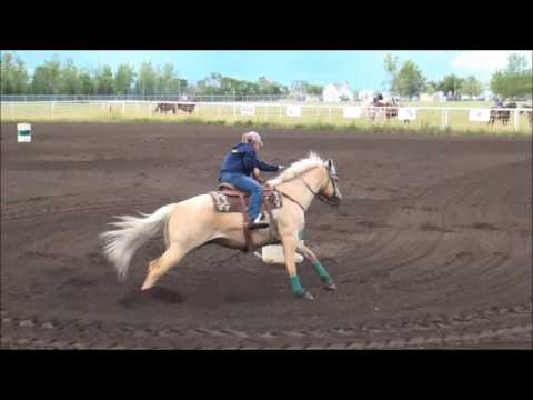 McHenry County Saddle Club Barrel Race July 12 2016