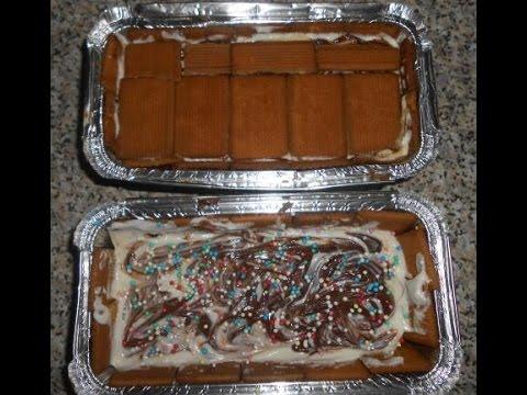 In Cucina Semifreddo Con Mascarpone E Nutella Youtube