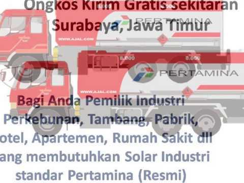 Jual Solar Industri Pertamina Hub 081330680255