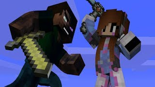 Castle Raid 1 to 7 ♫ Minecraft Songs ♫ Minecraft Animation