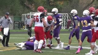 Gryphon Football 2014 Guelph @ Laurier