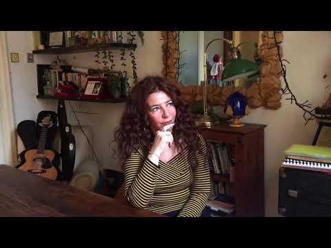 Intervista a Teresa De Sio 16:1:2018 PARTE PRIMA