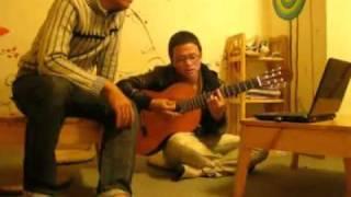 điệp khúc mùa xuân guitar cover: Rậm rực tinh thần mừng xuân mới :))