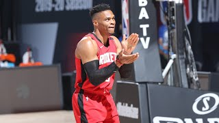 Russell Westbrook Returns In Time 1st Scrimmage! 2020 NBA Orlando Bubble