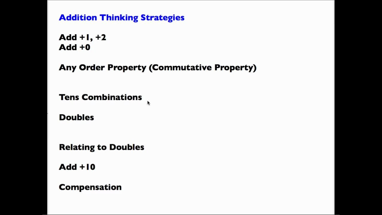 Worksheet Basic Addition quickly learn basic addition facts overview youtube overview