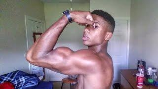 How I Got Big Arms with Calisthenics (My Secret)