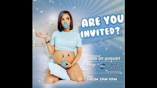 #LIVE :TANASHA DONNA & DIAMOND - BABY SHOWER  (AUG 22, 2019)