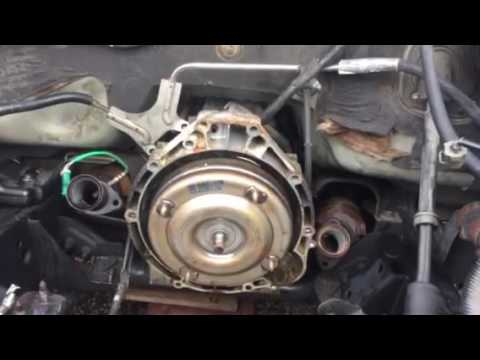 2003 ford explorer 4 0 sohc engine removal part 8 youtube. Black Bedroom Furniture Sets. Home Design Ideas
