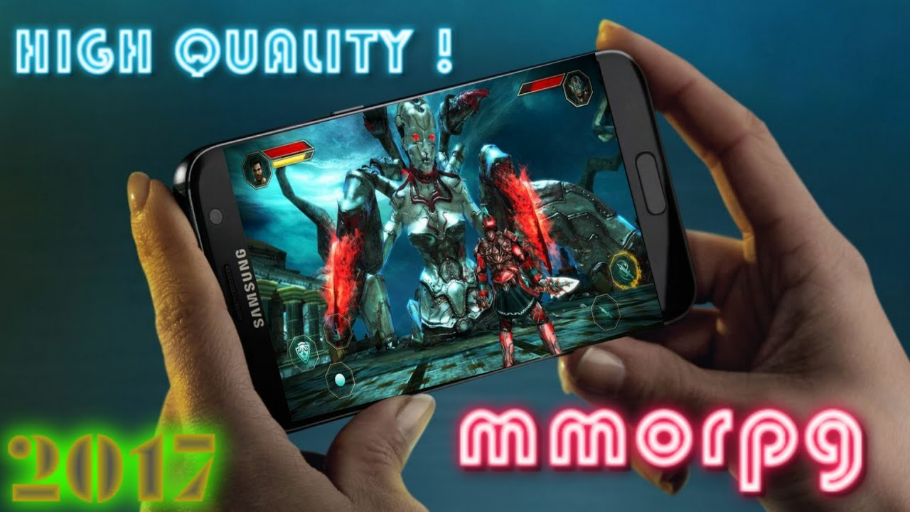 5 of the best MMO games for Android and iOS (2017 ...