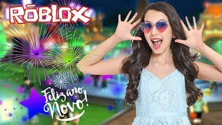 ROBLOX-NEW YEAR IN OUR HOUSE in the MEEPCITY-life of Roblox Ep. 03 | Luluca Games