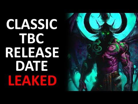 Classic TBC Release