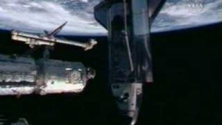 STS-123 - ENDEAVOUR - ISS DOCKING