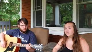 Lie To Me - 5SOS (Cover by Justin and Kaylee)
