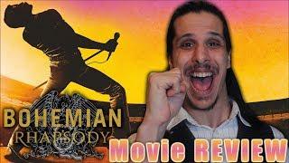 Bohemian Rhapsody – Movie REVIEW   Freddie Would Be Proud  