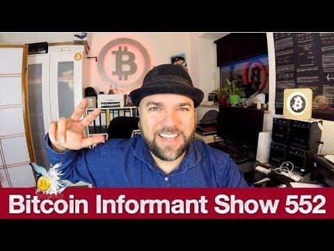 #552 Bitcoin Gegen Inflation, BTC Bald Mehr Als 21 Millionen Coins & Western Union Testet Ripple