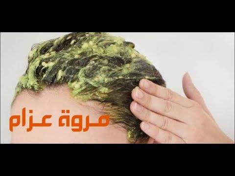 طريقة سهلة لعمل بلسم طبيعي لتغذية وتنعيم وتطويل الشعر بمكونات موجودة في كل بيت