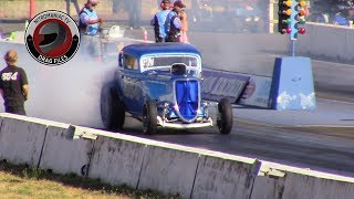 2016 Langley Loafers Old Time Drags Part 4 (Double A/Gas Qualifying Session 2 and MORE!)