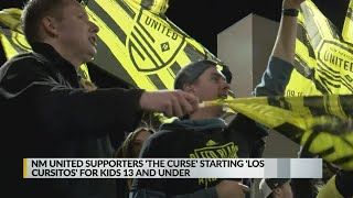 'The Curse' starts 'Los Cursitos' to cater to young New Mexico United fans