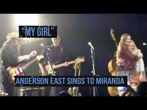 Miranda Lambert, Anderson East, Chris...
