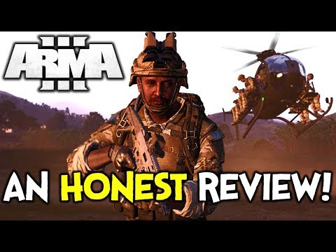 What Makes ArmA 3 Different to Other Games ► AN ANALYSIS, REVIEW + BUYER'S GUIDE!