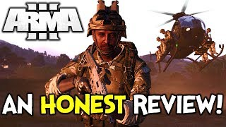 What Makes ArmA 3 Different to Other Games ► AN ANALYSIS, REVIEW + BUYER