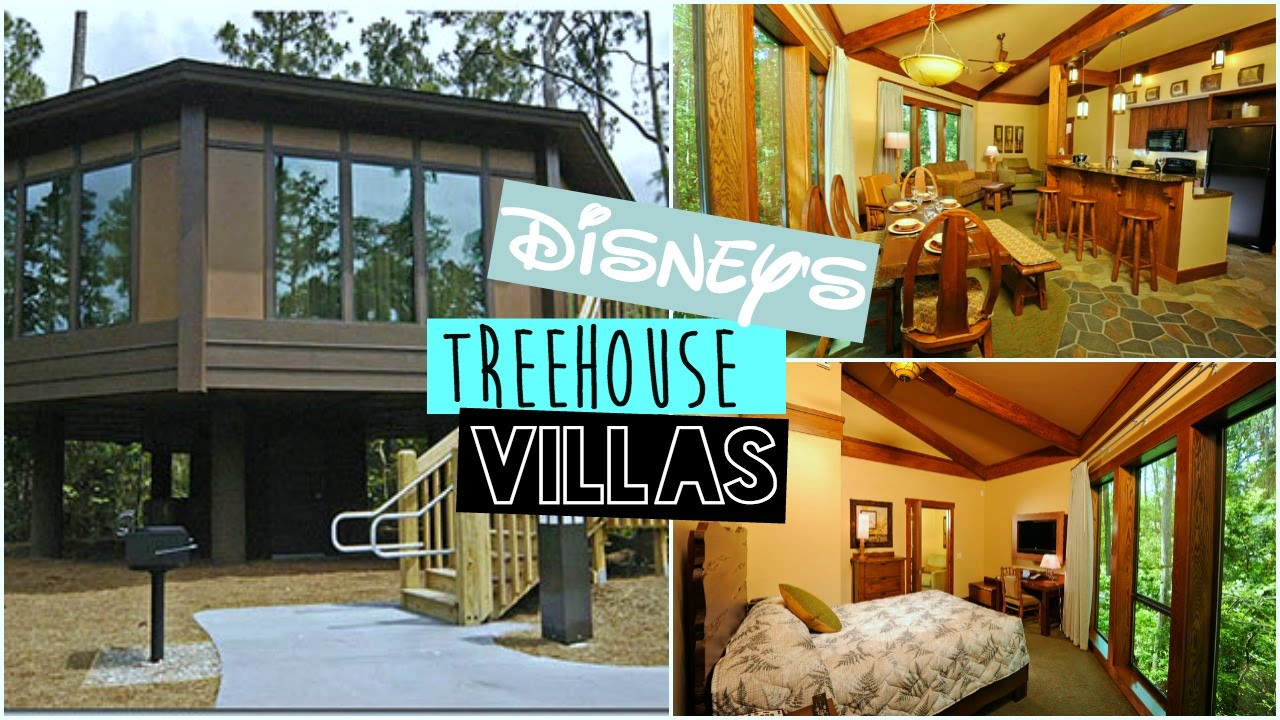 Disney World 3 Bedroom Treehouse Villa