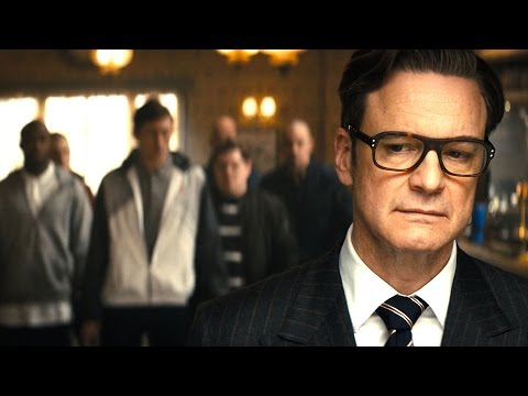 Thumbnail: Kingsman: The Secret Service - Pub Fight 60fps FI experimental - sub ESP