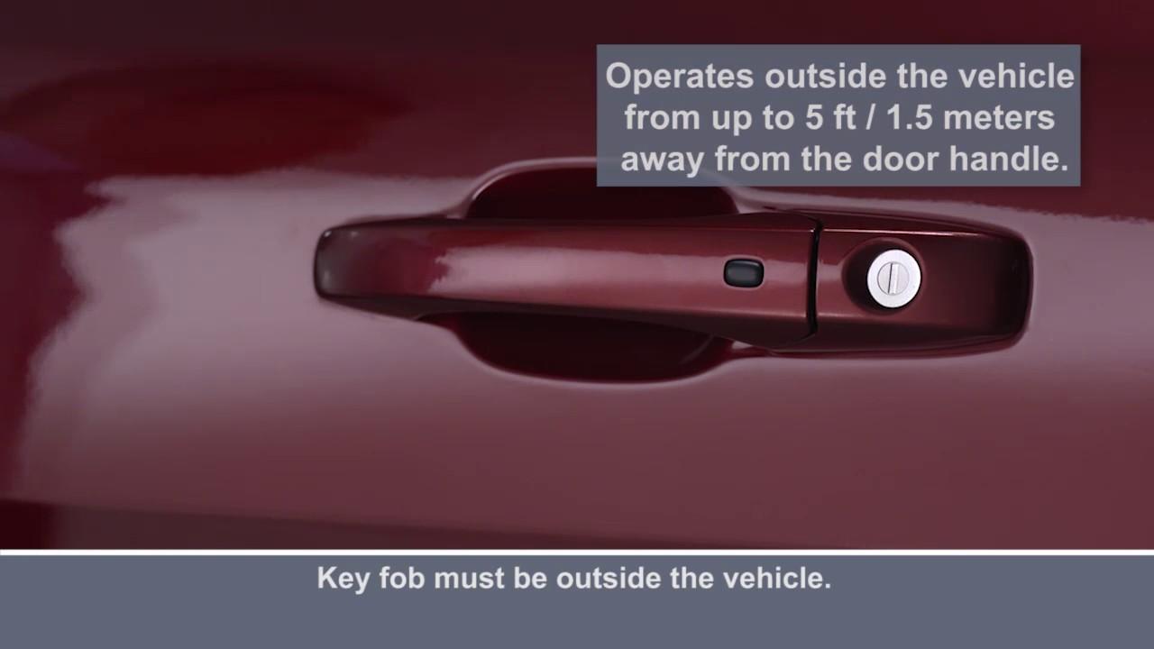 2019 Jeep Cherokee Key Fob Tricks