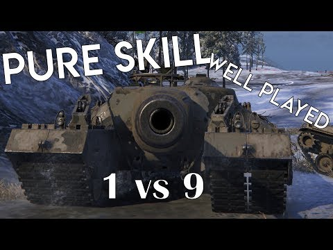 Taking a look at Quickybaby's T95 1 vs 9 Carry